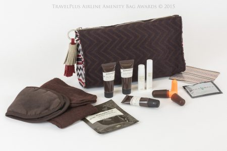 Etihad Airways First Class Amenity Kit (Sougha) with Le Labo products