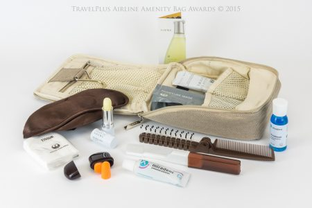 Japan Airlines First Class LOEWE Amenity Kit