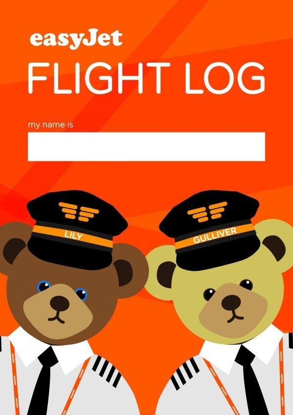 easyJet launches 'Little Traveller's Log Book'