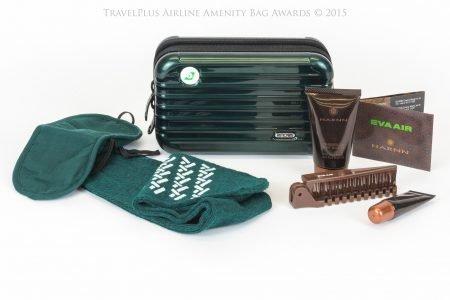 EVA Air Business Class Rimowa Kit in Metallic Geen Rimowa $100