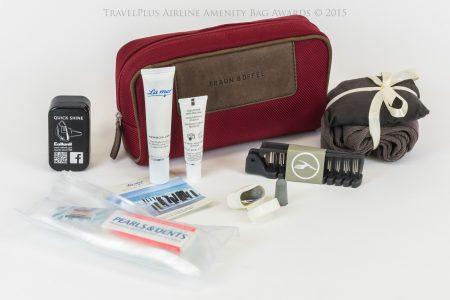 Lufthansa First Class Ladies BÜFFEL Amenity Kit