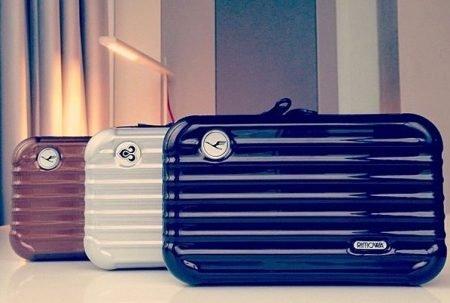Lufthansa – First Class Rimowa Kit – $140
