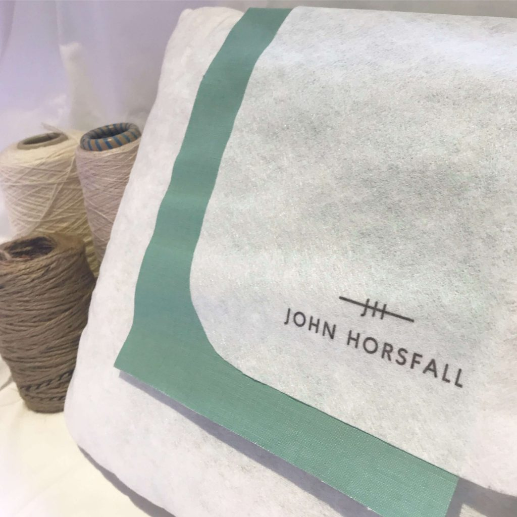 BioFibre by John Horsfall is made with reclaimed waste-wood