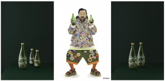 PERRIER® has announced a new, vibrant collaboration with renowned artist Takashi Murakami