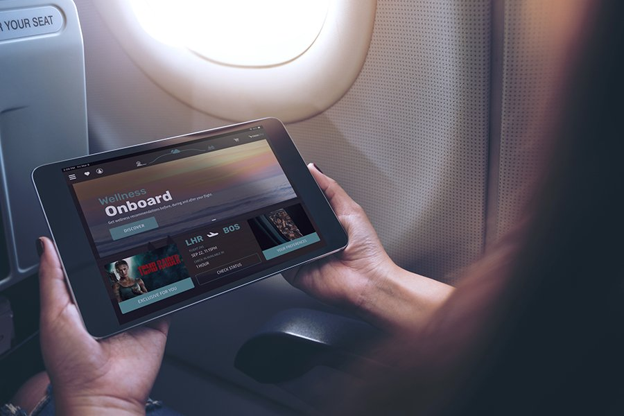 Panasonic Avionics Unveils The Welcome Aboard Collection