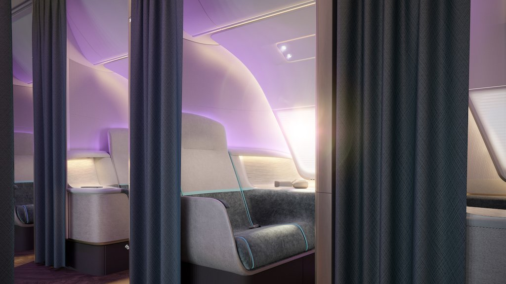Pure Skies Rooms Fully Enclosed Space