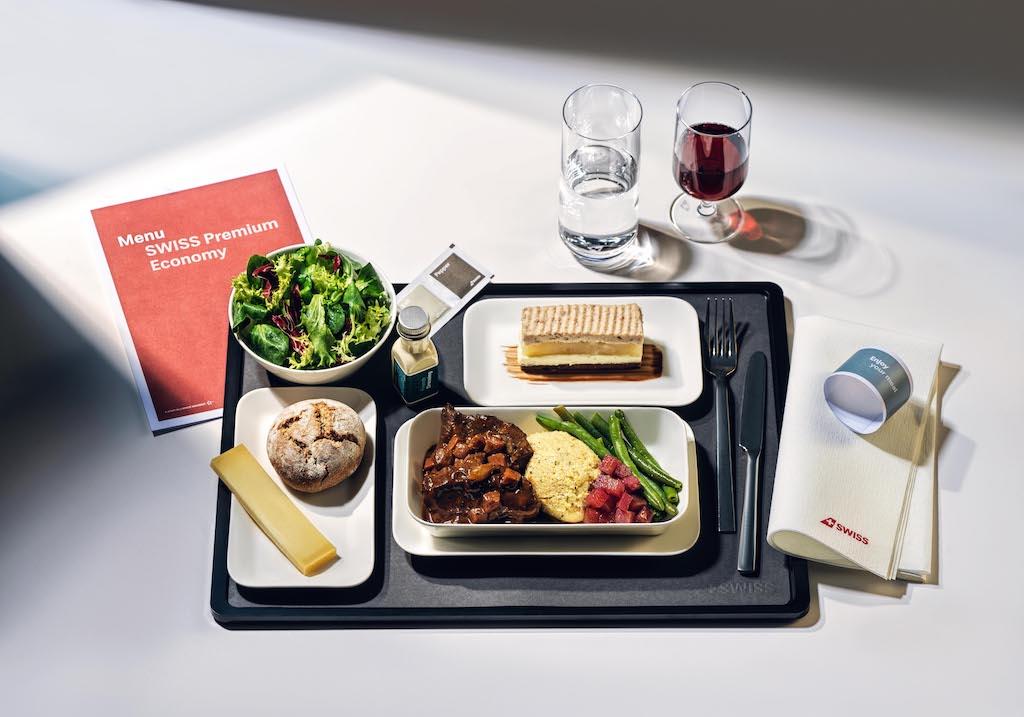 'SWISS Taste of Switzerland' inflight culinary programme