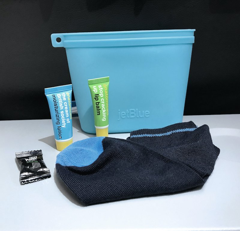 The kit includes Anatomicals the brand known for the world's funkiest toiletries.